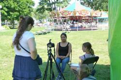 Interview, Norwich Fair.JPG