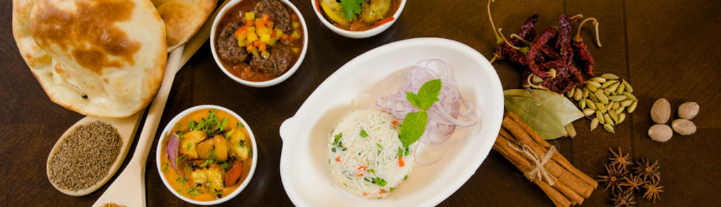 Indian restaurant menu Phoenix - Twisted Curry