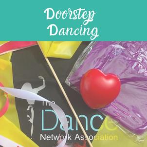 Dancing on your doorstep!