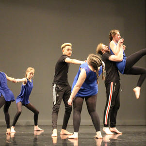 Youth Dance Company Taster