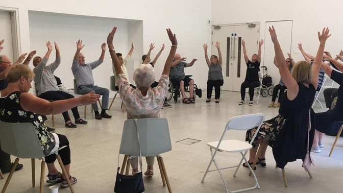 Why Dancing with Parkinson's?