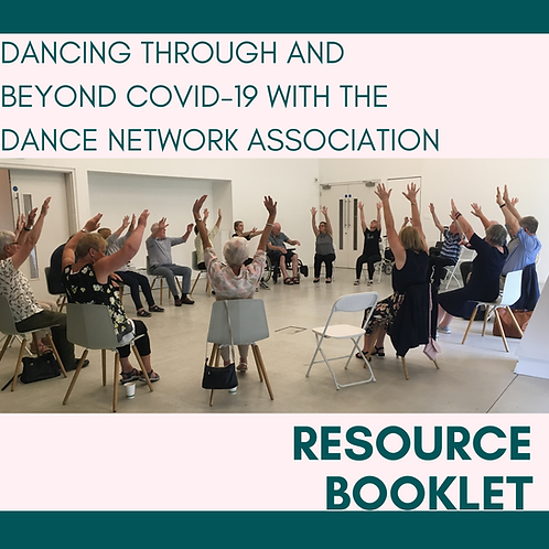 Dancing Through COVID and Beyond Resource Book