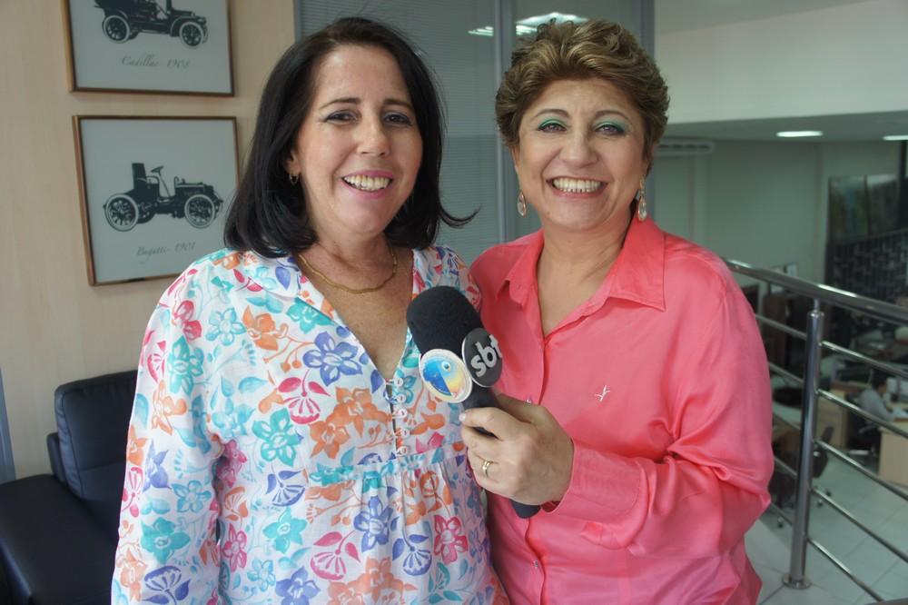 Entrevista ao SBT MS