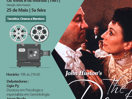 Cine Clube de Maio - Imperdível