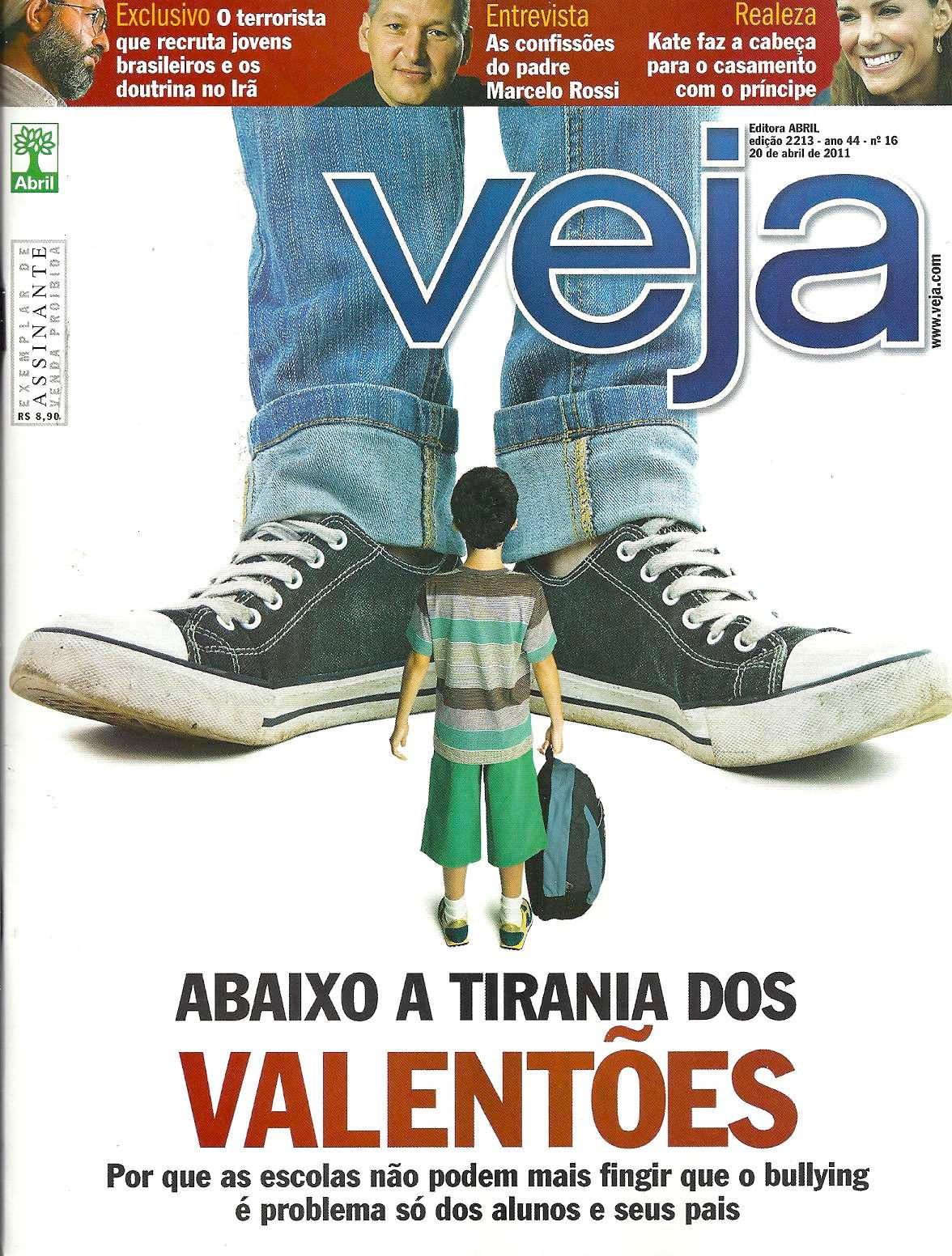 Entrevista à Veja