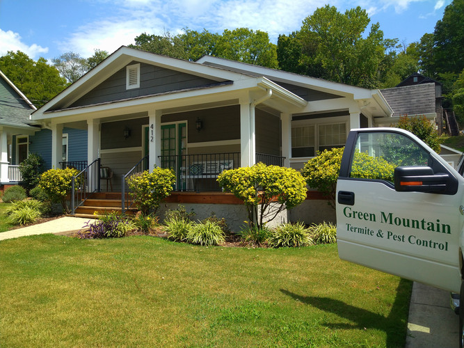 Green Mountain Pest Control
