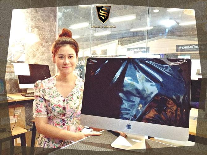 รวมภาพลูกค้า iMac มาใช้บริการงาน Software กับทางร้าน