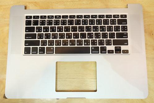 Top case with Keyboard(TH/EN) Macbook Pro A1398