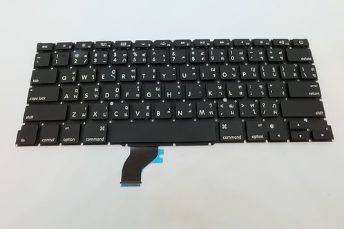 New! Keyboard (TH/EN) for Macbook Pro A1502