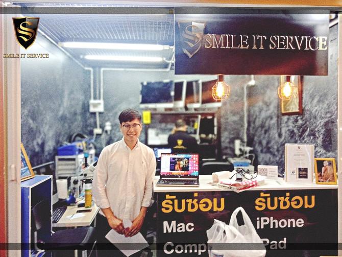 รวมภาพลูกค้า HP มาใช้บริการติดตั้ง Software กับทางร้าน
