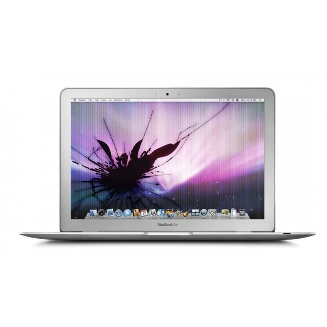 """แนวทางเบื้องต้นการซ่อมจอ Macbook Air 13"""" 2011-2017 Model A1369/ A1466 จาก ช่าง ฮาร์ท"""
