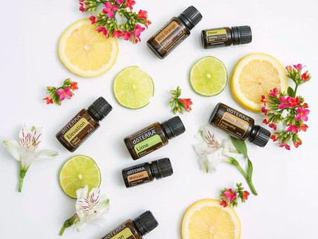 Essential Oils to Heal Inside and Out.