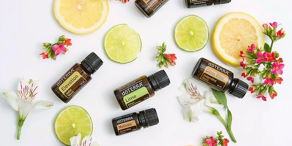 Monthly Essential Oil Gathering