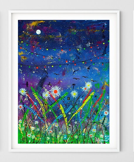 Midnight On The Meadow (Sold)
