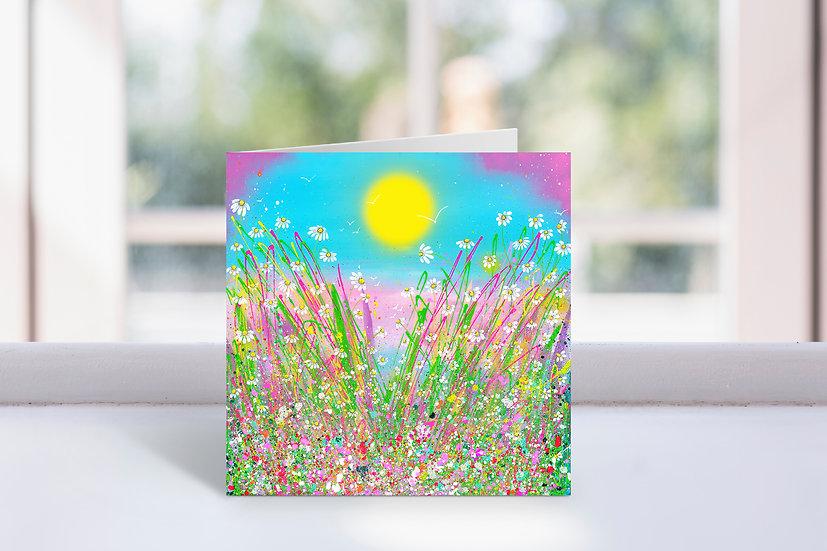 Sweet Kisses Greeting Card