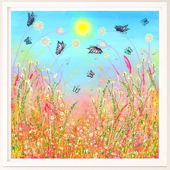 Summer Joy Giclée Print