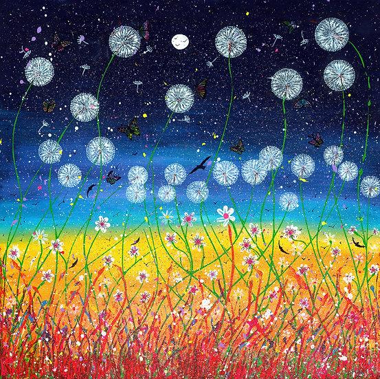 Dandelion Meadow (Sold)