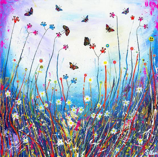Butterfly Swirl (Sold)