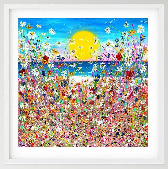 Ocean Calm  Giclee Print