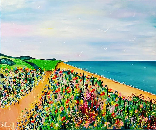 Coastal Beauty (Sold)