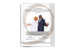 Program Booklet (Back)