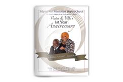 Program Booklet (Cover)