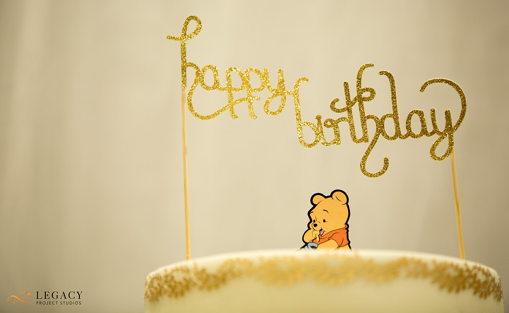 Winnie The Pooh Dohl Party