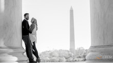DC Engagement Session: Myka & Kris