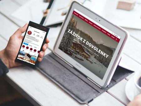 Ski&Wellness Residence Družba - kompletný marketing