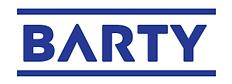 Barty Clean tepovanie logo