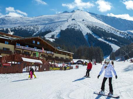 Firemná lyžovačka v Jasnej