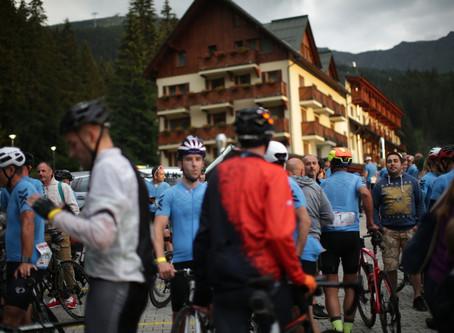 28. ročník cyklomaratónu opäť skončil v Kongres hoteli Družba