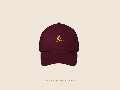 Burgundy M1 Hat
