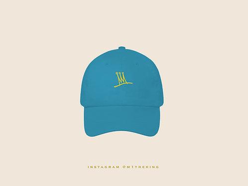 Baby Blue M1 hat
