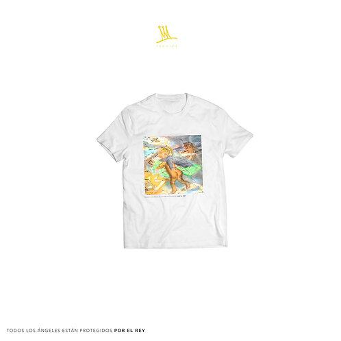 Piano Angel t-shirt