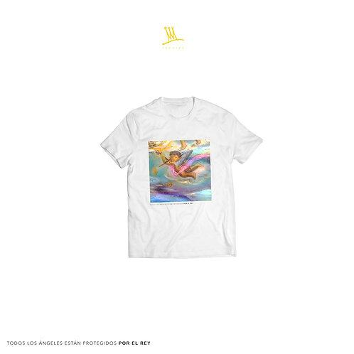 Violin Angel t-shirt