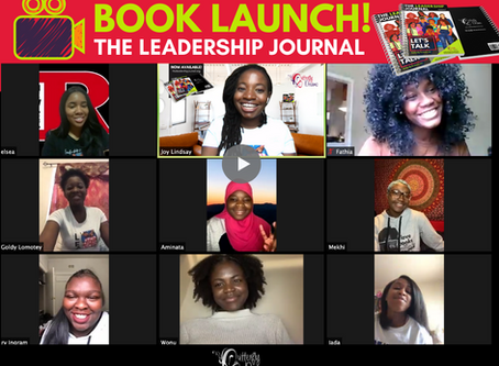 The Leadership Journal Book Launch