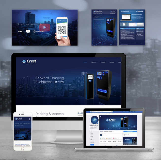 Crest Parking and Access Control