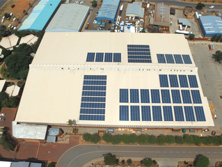 152kWp Solar Upgrade for Eureka Roodepoort