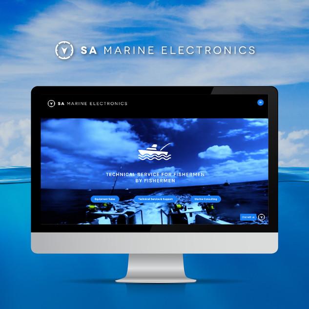 SA Marine Electronics