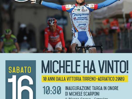 Michele ha vinto!