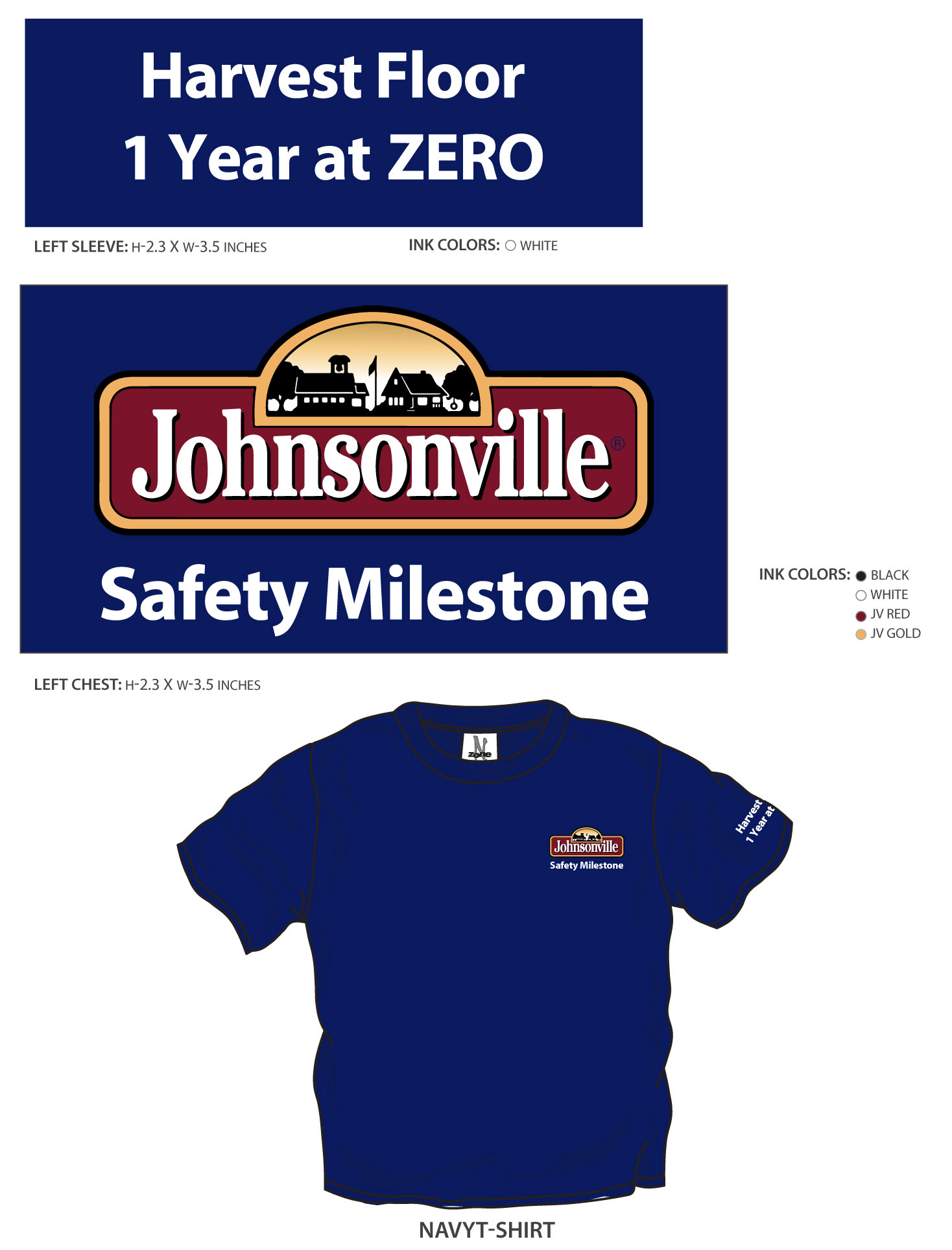 johnsonville safety