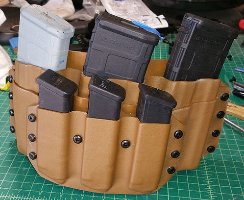 XDM .40/9mm Rifle Pmag Magazine Combo Pouch