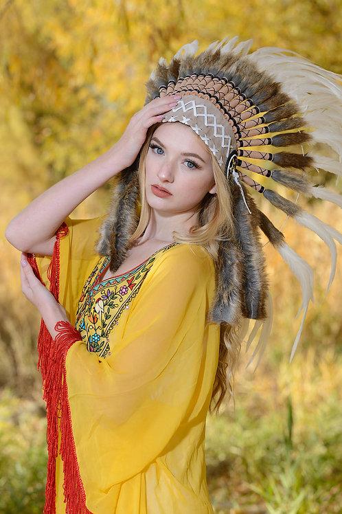 kaftan, maternity dress, boho, caftan dress, beach kaftan, yellow dress