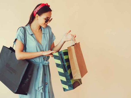 Buying without trying…