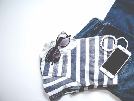 Wear your stripes well…