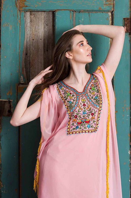 kaftan, boho bridesmaid gift, caftan, maxi dress, , kaftans for women, embroider