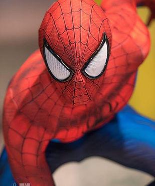 MELBOURNE-Spiderman