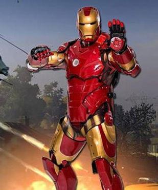 MELBOURNE-Iron-man