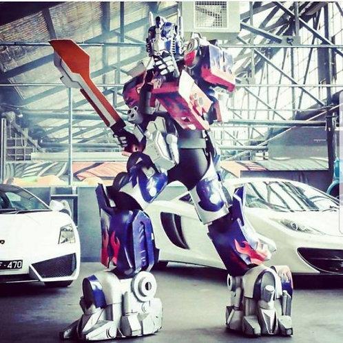 Optimus Bot Show